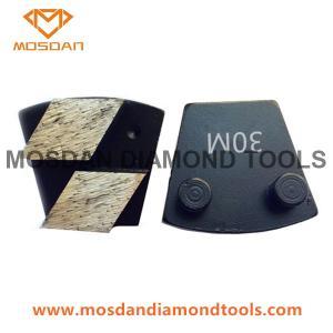 China Double Large Rhombus Seg for Werkmaster Plug 'n Go on sale