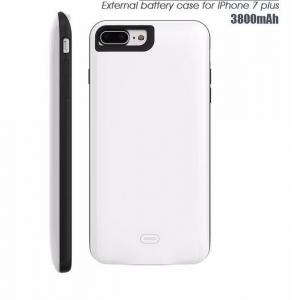 China 2017 new design power bank For iPhone backup power battery case Battery power case for iPhone 7 plus on sale