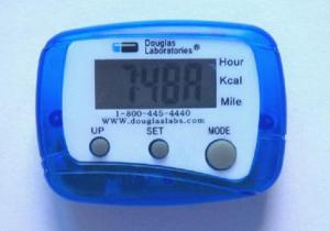 China multi-function calorie step counter pedometer on sale