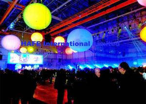 China DMX512 2m Inflatable Lighting Decoration With RGBW 400W Led For Stage Events on sale