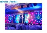 Full Color Indoor Rental LED Display Panel 16Bit High Definition