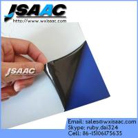 Black and white protective film for ACP aluminum composite panel
