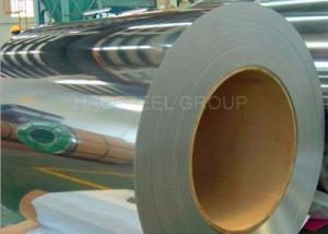 China NO.4 Mirror Finish Stainless Steel 304 Coil 2B BA PVC PE Coating For Excavator on sale