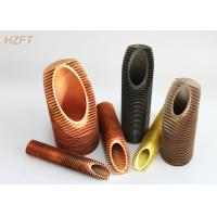 China Laser Welded Stainless Steel Finned Tube for Flue Gas Cooler in Heat Recovery Plants on sale