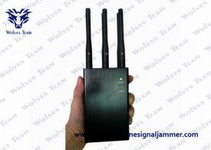 China 8 Antenna Handheld Signal Jammer Light Weight 4GLTE 4GWimax Phone Signal Jammer on sale