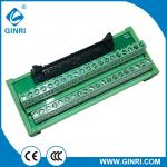 Ginri termial blcok JR-40TBC miniature output amplifier boards I/O pole 40  European terminal modules