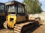 Caterpillar D5C Second Hand Construction Equipment With Ripper Year 1993
