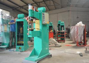 China DN Series Pneumatic Welding Machine Precise Mould Designed For AC Long Arm Wires on sale
