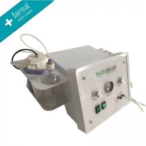 China Hydra dermabrasion with spray and inject oxygen facial skin care equipment on sale