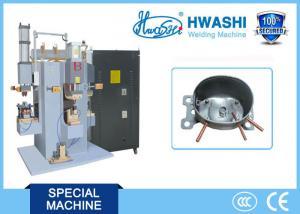 China Digital Refrigerator Compressor Capacitive Discharge Spot Welder High Precision on sale