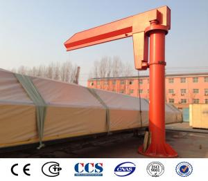 China Cheap Price Slewing Cantilever Column Mounted Jib Crane Mobile Jib Crane on sale