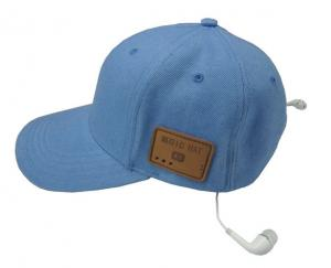 China Monofunctional bluetooth cap Conventional bluetooth music hat supplier