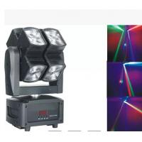 China Anti-Fire Material 8*10W Mini Beam Wheel Moving Head For Disco Club Party Events on sale