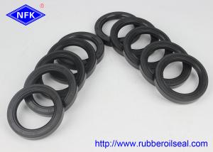 China High Temperature Rubber Oil Seals , Round Rubber Bearing Seals / Shaft Seals EX200-2 on sale