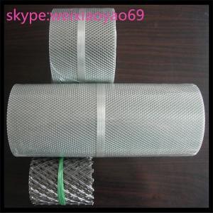 China La hoja de aluminio/de acero, malla metálica ampliada/amplió la malla de alambre/la malla ampliada aluminio/el metal extensible on sale