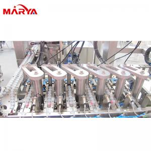 China 2-6 Heads IV Bag Filling Machine 2500 Bottles For Multi - Layer Non PVC Soft Bag on sale