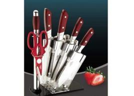 China Kitchen Knife Set on sale
