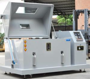China LCD Touch Screen Salt Spray Test Chamber , Salt Fog Machine For School / Hospital on sale