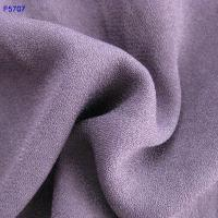F5707 lady fashion fabric poly moss crepe 125DX125D 125GSM 57/58""
