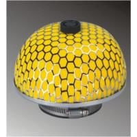 China Yellow Racing Car Activated Carbon Air Filter High - Flow , 1 Year Warranty on sale