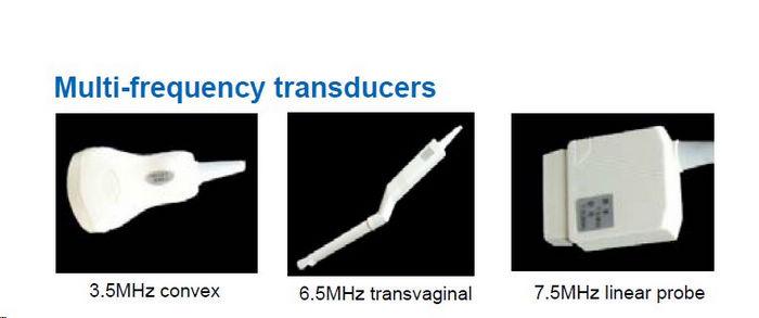 "15"" Svga Monitor Digital Design Pc Trolley Ultrasound Machine 3000B+"