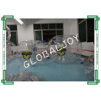 1.0mm PVC / TPU Inflatable Human Ball Clear Heat Sealed For Kids