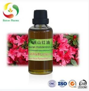 Wholesale bulk organic daurian rhododendron oil for sale – Chinese