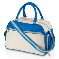 Ladies Custom Duffle Bags with Side Pocket Water Resistant Eco - Friendly