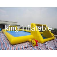 China PVC Single Tube Inflatable Sports Games For Adults / Kids Activity on sale