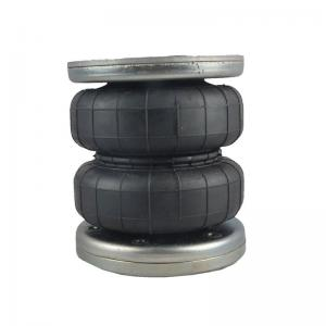 China FD70 - 13 Double Industrial Firestone Air Bellows 70-13 With Flange H2500 Air Lift Truck Spare Parts on sale