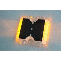 12 LEDs Solar Powered Road Studs 115×105×20 MM -20°C +70°C Work Temperature