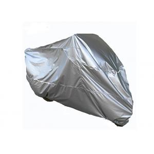 China OEM Foldable Waterproof Motorcycle Cover Dustproof 96 L X 44 W X 44 H on sale