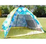 Шатер льск-кт-2003 шатра пляжа располагаясь лагерем