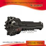 4 High Air Pressure DTH Bit for drilling(DHD340,Cop44,QL40,SD4,Mission40)
