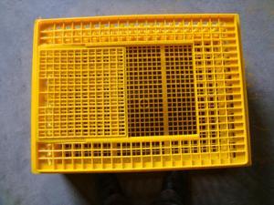 China Пластиковые клети транспорта птицы клетей птицы on sale