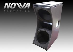 China Three Way Pro Audio Equipment Line Array For Large Outdoor Concert on sale