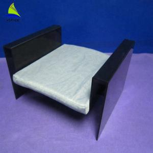 China OEM Factory Supply Designer Acrylic Bed / Sofa Bed For Pet Dog Handmade on sale
