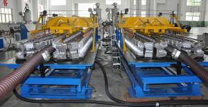 China Single Screw Single Wall Corrugated Pipe Machine High Speed Spiral Pipe Making Machine on sale