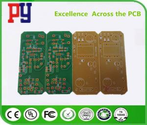 China OSP Processing Single Sided Copper Pcb , One Sided Pcb 22F Fiberglass Board on sale