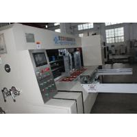 Slotting Die-Cutting Automated Carton Packaging Machines 13000mm×4500mm×3200mm
