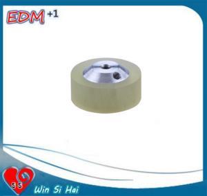 China N401 6EC100A747 Makino EDM Urethane Tension Roller 33.5*11.5 on sale