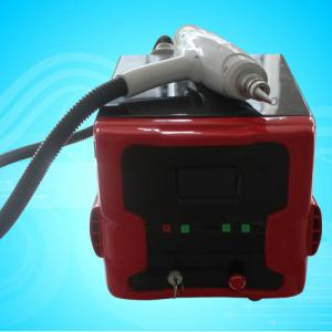 China Portable Red Laser Tattoo Removal Machine CE With 1064nm For Eyebrow Removal on sale