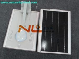 China 5w solar led sensor light on sale