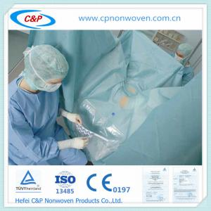 Quality OEM Medical Urology Surgery Drape Pack for sale