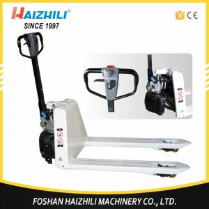 China Extraordinary factory new type semi electric pallet truck 2 ton with cheap price on sale