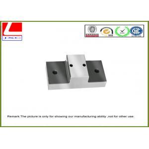 China OEM cnc machine aluminum Lens Base , 0.01mm flatness aluminium cnc service on sale