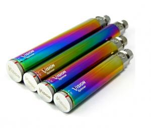 China Rainbow Vision Spinner EGO Electronic Cigarette Battery 400mAh - 1300mAh on sale
