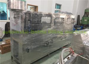 China 20liter Barrel / Bucket Mineral Water Filling Machine For 5 Gallon Plant on sale