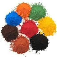 China iron oxide Yellow powder pigment raw materials (313, 920) Cas 20344-49-4 for oil painting on sale