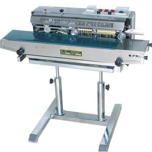 China chinacoal07 FRD1000 Continuous Band Sealer with Solid-Ink Coding on sale